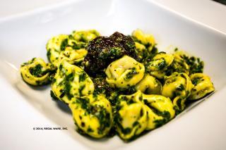 Saladmaster Recipe Tortellini in Pesto Sauce