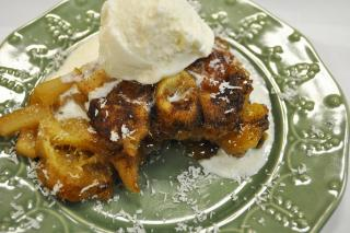Saladmaster Healthy Solutions 316 Ti Cookware: Apple Dumplings