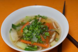 Saladmaster Healthy Solutions 316 Ti Cookware: Yin Yang Miso Soup by Marni Wasserman