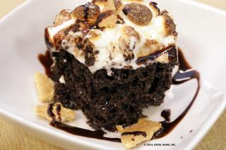 Saladmaster Recipe S'more Cake
