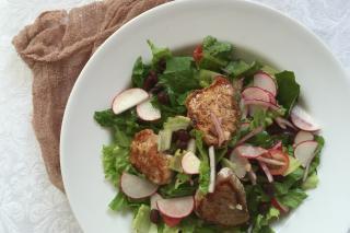 Cumin Lime Pork, Easy Pork Recipe, Pork Salad