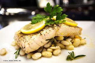 Saladmaster Salmon Recipe with White Beans