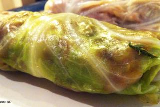 Saladmaster Recipe Stuffed Cabbage Rolls
