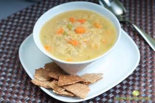 Saladmaster 316Ti Cookware Recipe - Lentil Cumin Soup by Marni Wasserman