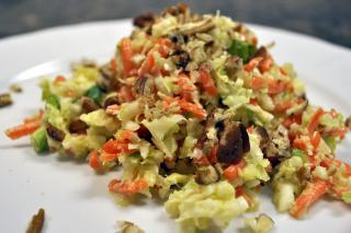 Saladmaster 316Ti Recipe - Maple Pecan Coleslaw