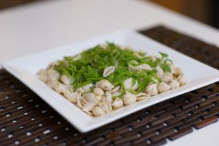 Saladmaster Healthy Solutions 316Ti Cookware: Pasta Salad with Snow Peas by Marni Wasserman