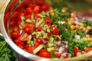 Saladmaster Recipe Quinoa Tabbouleh Salad