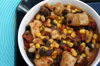 Saladmaster Recipe Chicken Chili with Corn