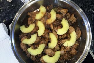 Saladmaster Recipe Chicken Hamonado