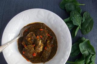Saladmaster Recipe Chicken Saag