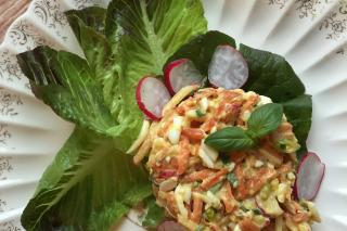 Saladmaster egg salad recipe
