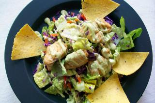 Saladmaster Recipe Fish Taco Salad Stir-Fry by Cathy Vogt