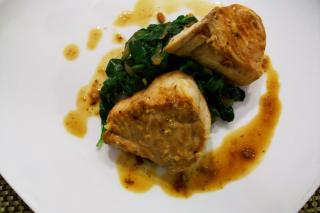 Saladmaster Recipe Pan Seared Indonesian Swordfish