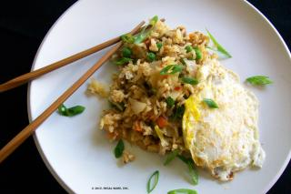 Saladmaster Recipe Korean Kimchi Rice