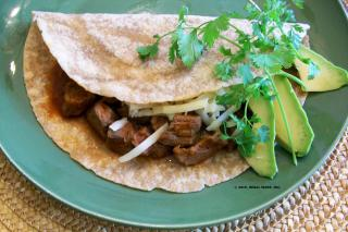 Saladmaster Recipe Mexican-Style Braised Beef (Carne Guisada) by Cathy Vogt