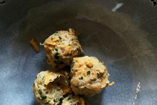 Saladmaster Recipe Turkey-Apple Mini Meatballs