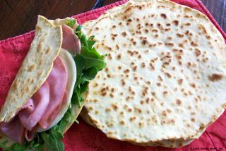 Saladmaster Recipe Piadina by Cathy Vogt