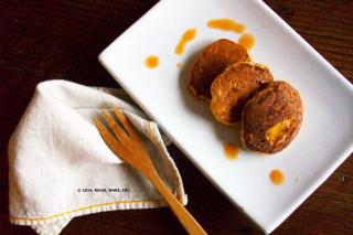 Saladmaster Recipe Plantain Pancakes by Cathy Vogt