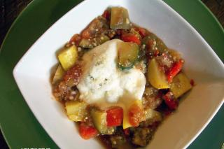 Saladmaster Recipe Summer Garden Ratatouille by Cathy Vogt