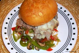 Saladmaster Recipe Roast Beef Melt by Cathy Vogt