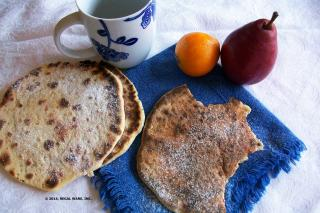 Saladmaster Recipe Spanish Olive Oil Tortas with Orange and Anise by Cathy Vogt