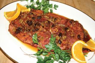 Saladmaster Recipes - Ham with Orange-Coffee Glaze