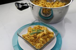 vegan, mac & cheese, pasta
