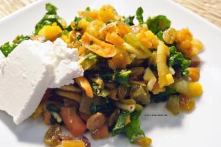 Saladmaster Recipe Orchard Root Vegetable Salad by Chef Frank Turner