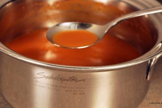 Saladmaster Recipe Carrot Ginger Reduction by Chef Frank Turner