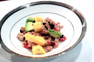 Saladmaster Black Bean Quinoa Mexican Healthy Recipe
