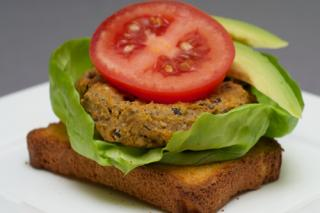 Saladmaster Recipe Black Bean Burgers by Marni Wasserman