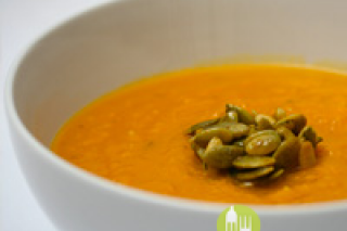 Saladmaster Healthy Solutions 316 Ti Cookware: Butternut Squash and Coconut Soup