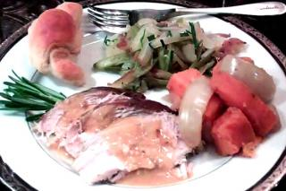 Saladmaster Recipe: Easy Holiday Turkey Dinner