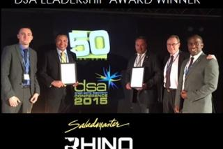 Saladmaster Receives DSA Leadership Award