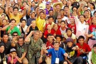 Saladmaster to House 35 New Families in Gawad Kalinga Village in the Philippines