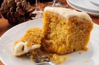 Saladmaster Healthy Solutions 316 Ti Cookware: Pumpkin Cake