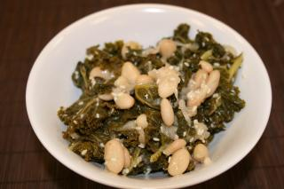 Saladmaster Healthy Solutions 316 Ti Cookware: Cannellini Beans with Kale