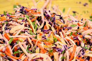 Jicama Fennel Citrus Salad