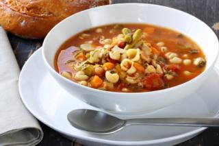 Saladmaster Recipe Quick & Easy Vegetable Minestrone