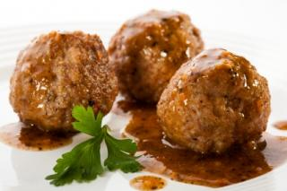 Saladmaster Recipe Ginger Pork Balls