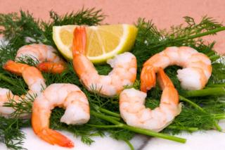 Saladmaster Healthy Solutions 316 Ti Cookware: Dill-Marinated Shrimp
