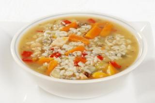 Saladmaster Recipe Turkey and Rice Soup