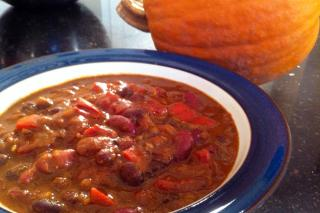 Saladmaster Healthy Solutions 316 Ti Cookware: Vegan Pumpkin Chili