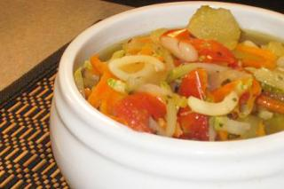 Saladmaster Healthy Solutions 316 Ti Cookware: Hearty Minestrone Soup