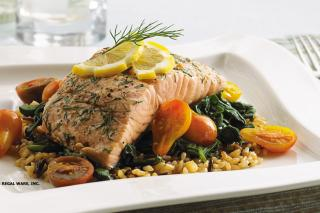 Saladmaster Recipe Lemon Dill Salmon