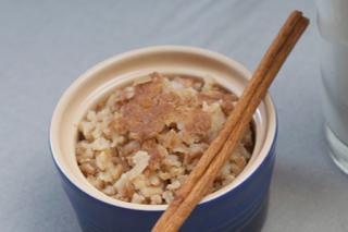 Saladmaster 316Ti Recipe Brown Rice Pudding Marni Wasserman