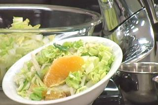 Saladmaster Healthy Solutions 316Ti Cookware: Cabbage Slaw