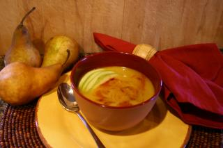 Saladmaster Healthy Solutions 316 Ti Cookware: Curried Squash and Pear Bisque