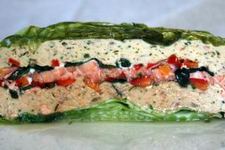 Saladmaster Recipe Savory Baked Salmon