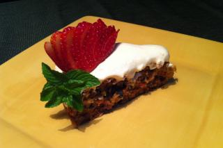 Saladmaster Healthy Solutions 316 Ti Cookware: Carrot Cake with Apricot Icing